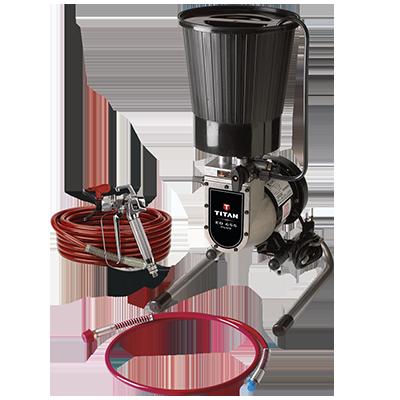 Titan Ed655 Plus Priority Airless Equipment Downtown