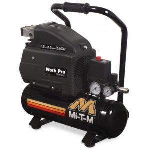 Mi-T-M Work Pro Series Single Stage Electric 3, 4 or 5 Gallon