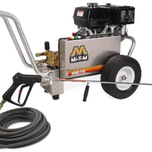 MI-T-M 4000 PSI Pressure Washer