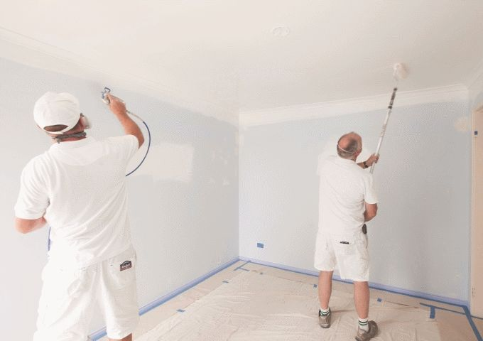 Rolling vs spraying priority airless equipment - How to spray paint your house exterior ...